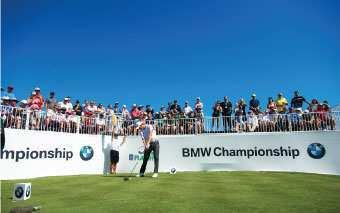 13 All New BMW Championship 2020 Location Performance with BMW Championship 2020 Location