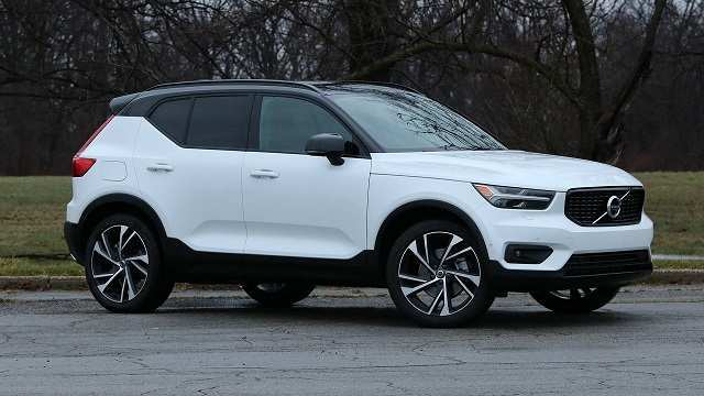 13 Best Review Volvo Xc40 2020 Update Exterior for Volvo Xc40 2020 Update