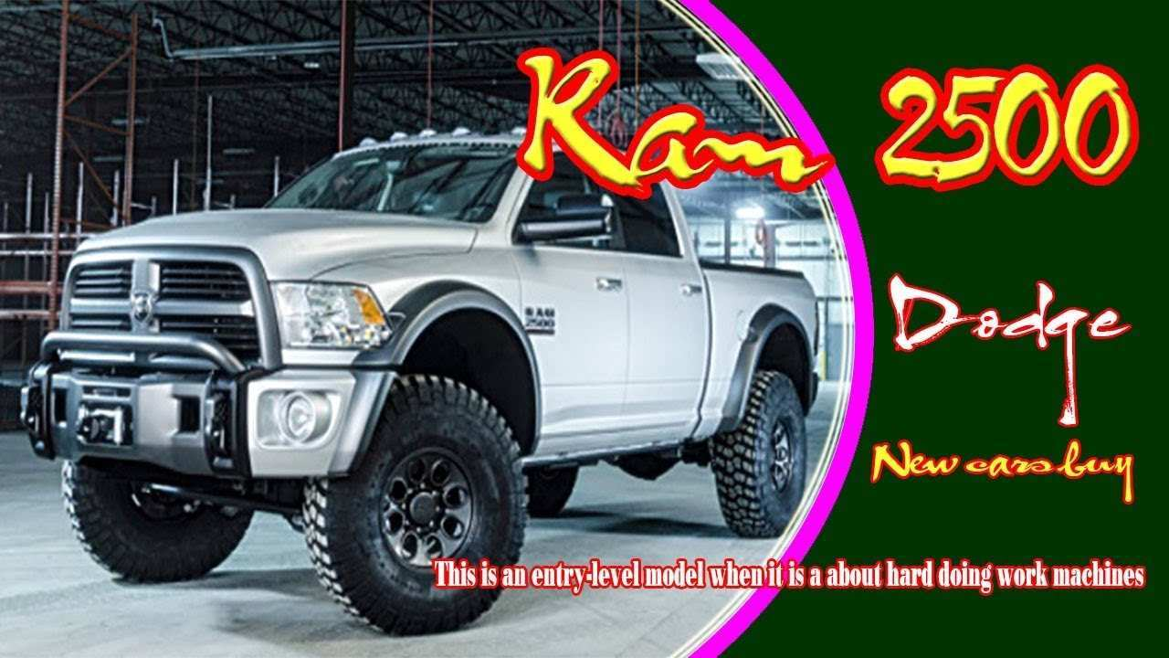 13 Concept of 2020 Dodge Ram 2500 For Sale Rumors with 2020 Dodge Ram 2500 For Sale
