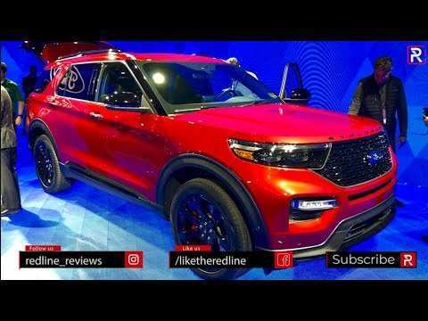 13 Concept of 2020 Ford Explorer St Youtube Release Date by 2020 Ford Explorer St Youtube