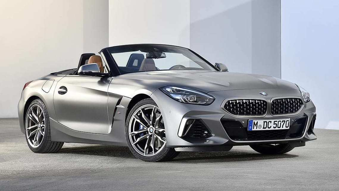 13 Concept of BMW Z4 2020 Specs New Concept for BMW Z4 2020 Specs