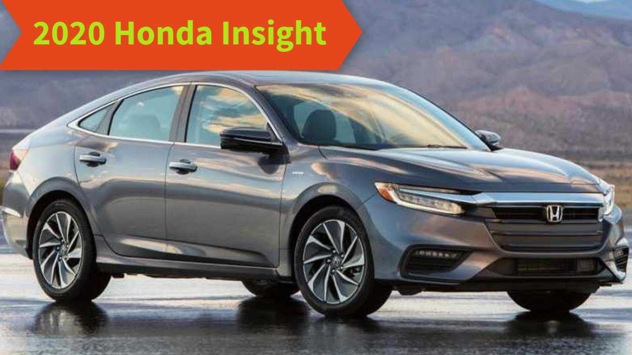 13 Concept of Honda Insight Hatchback 2020 Engine with Honda Insight Hatchback 2020