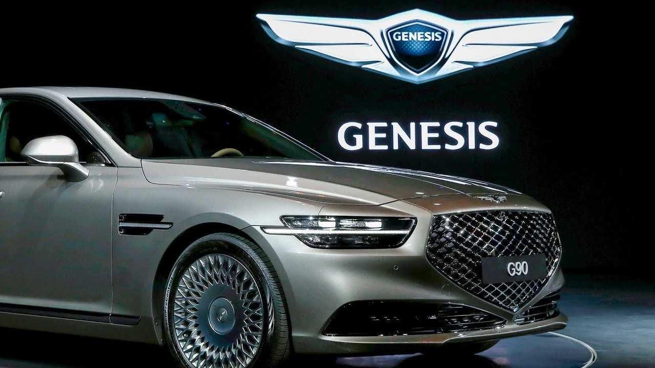 13 Concept of Hyundai Genesis G90 2020 Price for Hyundai Genesis G90 2020