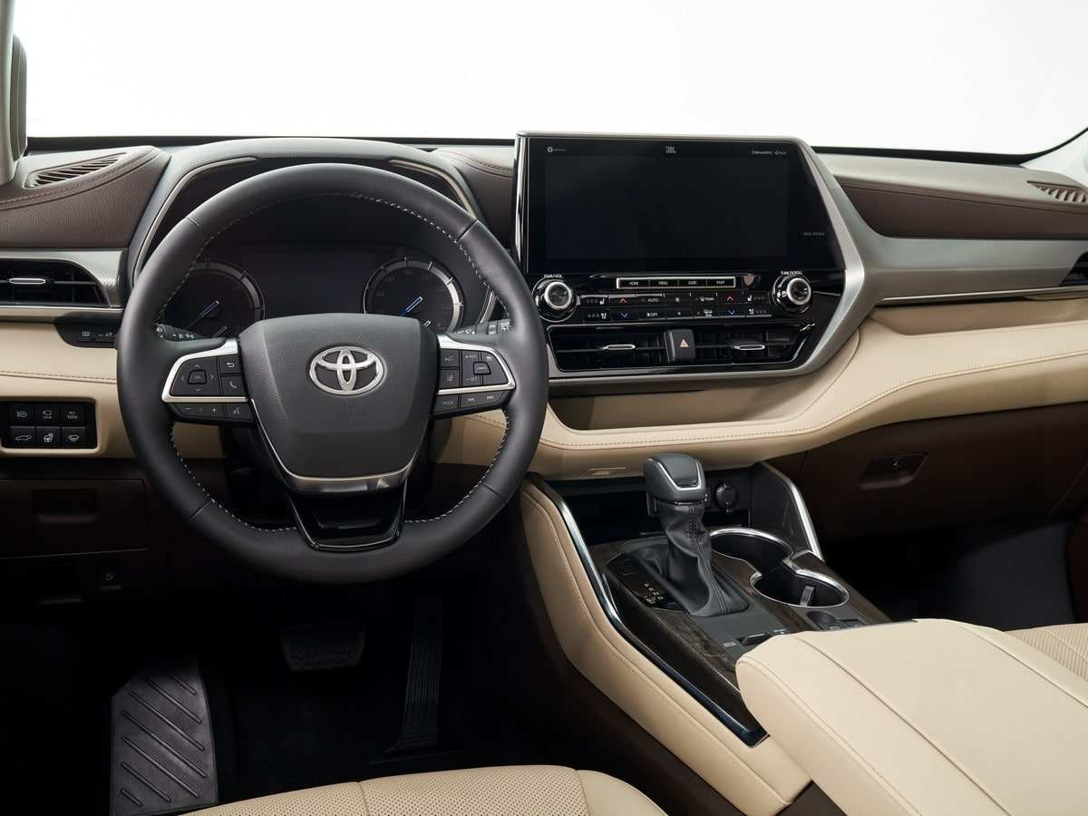 13 Gallery of Toyota Kluger 2020 Price and Review with Toyota Kluger 2020