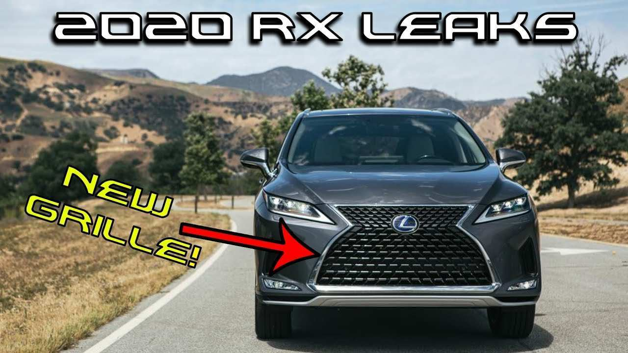 13 New 2020 Lexus Es Hybrid New Concept for 2020 Lexus Es Hybrid