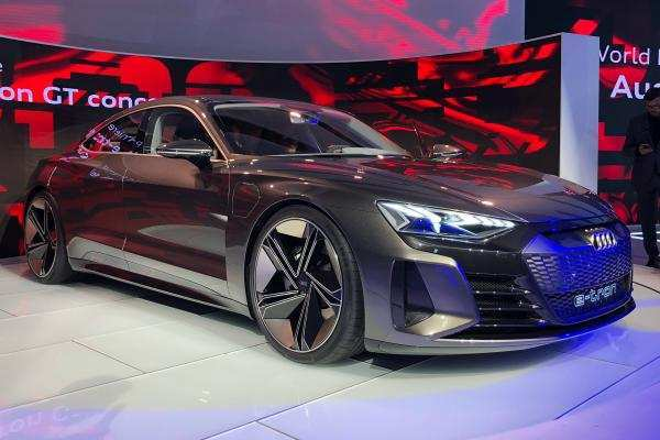 13 New Audi G Tron 2020 Redesign and Concept for Audi G Tron 2020