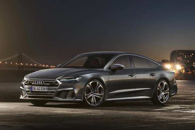 13 New Audi S7 2020 Redesign for Audi S7 2020