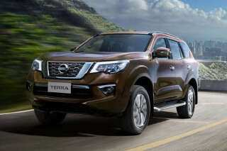 13 New Nissan Terra 2020 Philippines Pricing by Nissan Terra 2020 Philippines