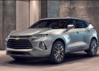 13 The Chevrolet Blazer 2020 Ss With 500Hp Rumors with Chevrolet Blazer 2020 Ss With 500Hp
