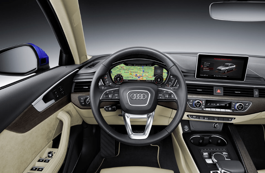 13 The New Audi A4 2020 Interior History by New Audi A4 2020 Interior