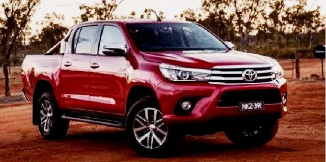 13 The Toyota Hilux 2020 Model Ratings with Toyota Hilux 2020 Model