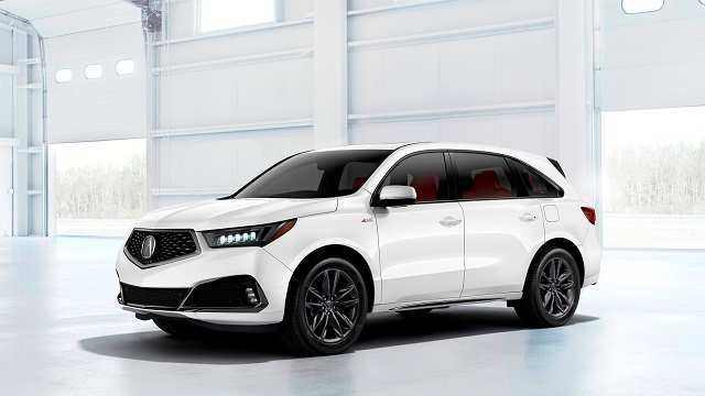14 All New 2020 Acura Rdx Changes Interior by 2020 Acura Rdx Changes