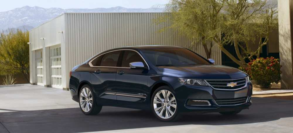14 Best Review Chevrolet Impala 2020 Configurations by Chevrolet Impala 2020
