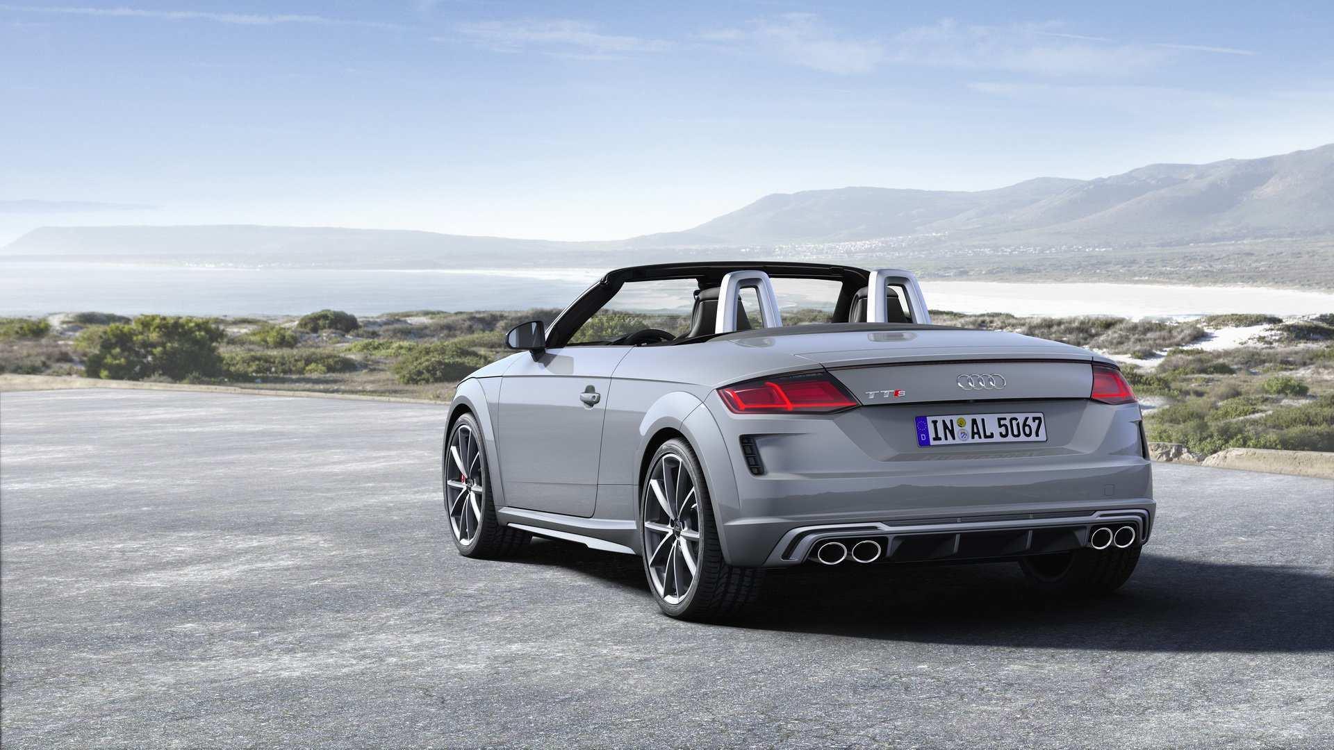 14 Concept of Audi Tt Convertible 2020 Overview by Audi Tt Convertible 2020
