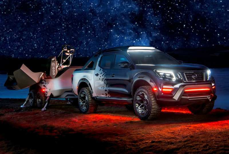 14 Concept of Nissan Frontier 2020 Research New for Nissan Frontier 2020