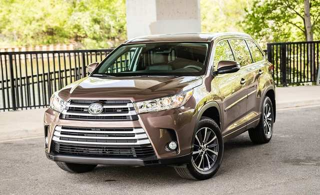 14 Concept of Toyota Highlander 2020 Redesign Configurations for Toyota Highlander 2020 Redesign