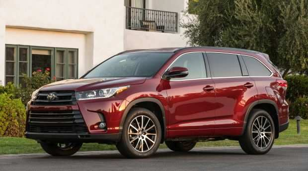 14 Concept of Toyota Highlander 2020 Redesign Ratings with Toyota Highlander 2020 Redesign