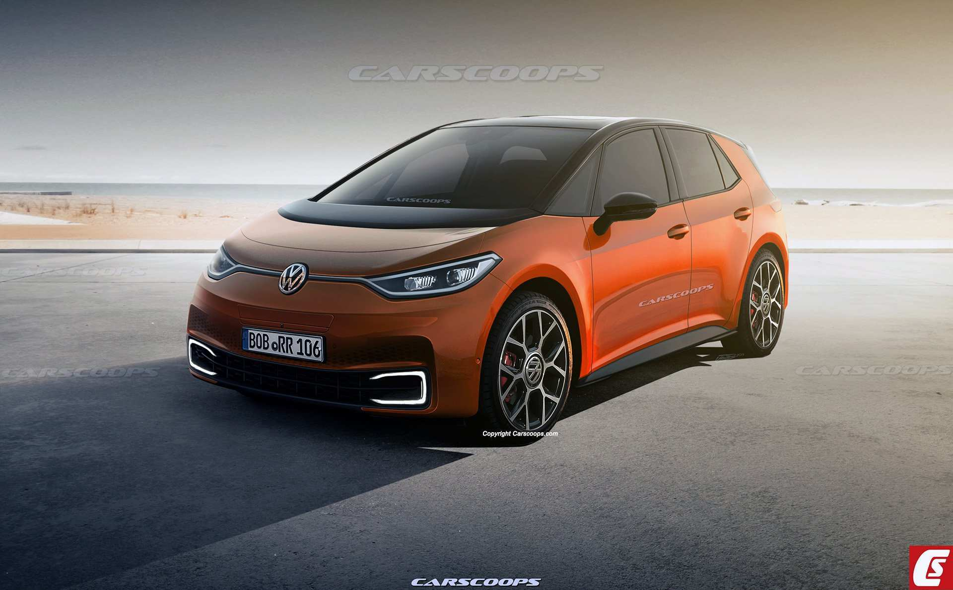 14 Concept of Volkswagen Id 3 2020 Pricing with Volkswagen Id 3 2020