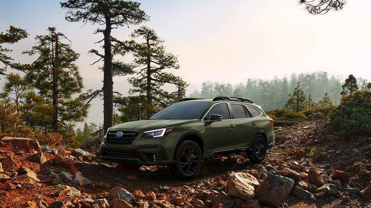 14 Gallery of 2020 Subaru Outback Dimensions Engine with 2020 Subaru Outback Dimensions