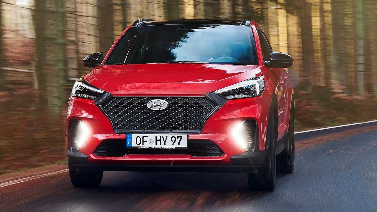 14 Gallery of Hyundai Tucson N 2020 Specs and Review by Hyundai Tucson N 2020