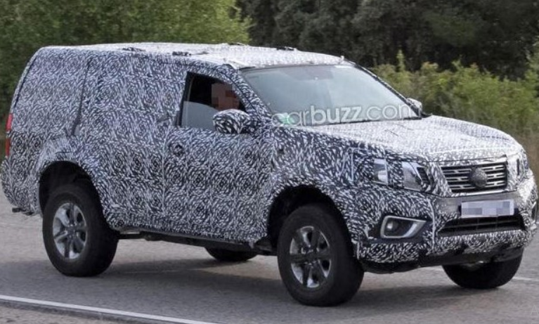 14 Gallery of Nissan Patrol 2020 Spy Rumors with Nissan Patrol 2020 Spy
