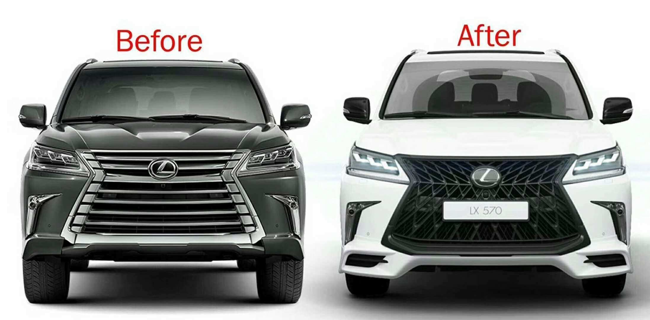 14 Great Lexus Lx 570 Black Edition 2020 Configurations by Lexus Lx 570 Black Edition 2020