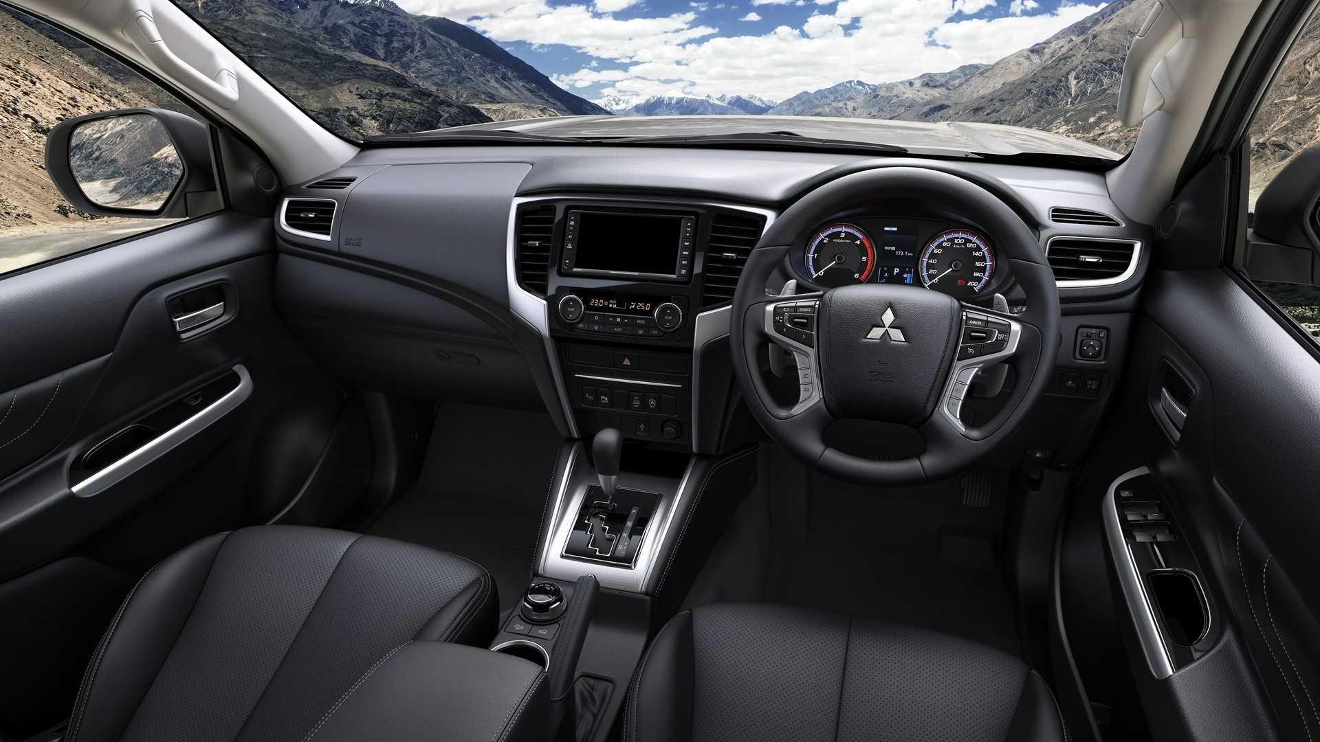 14 Great Nova Mitsubishi L200 Triton 2020 Specs and Review by Nova Mitsubishi L200 Triton 2020