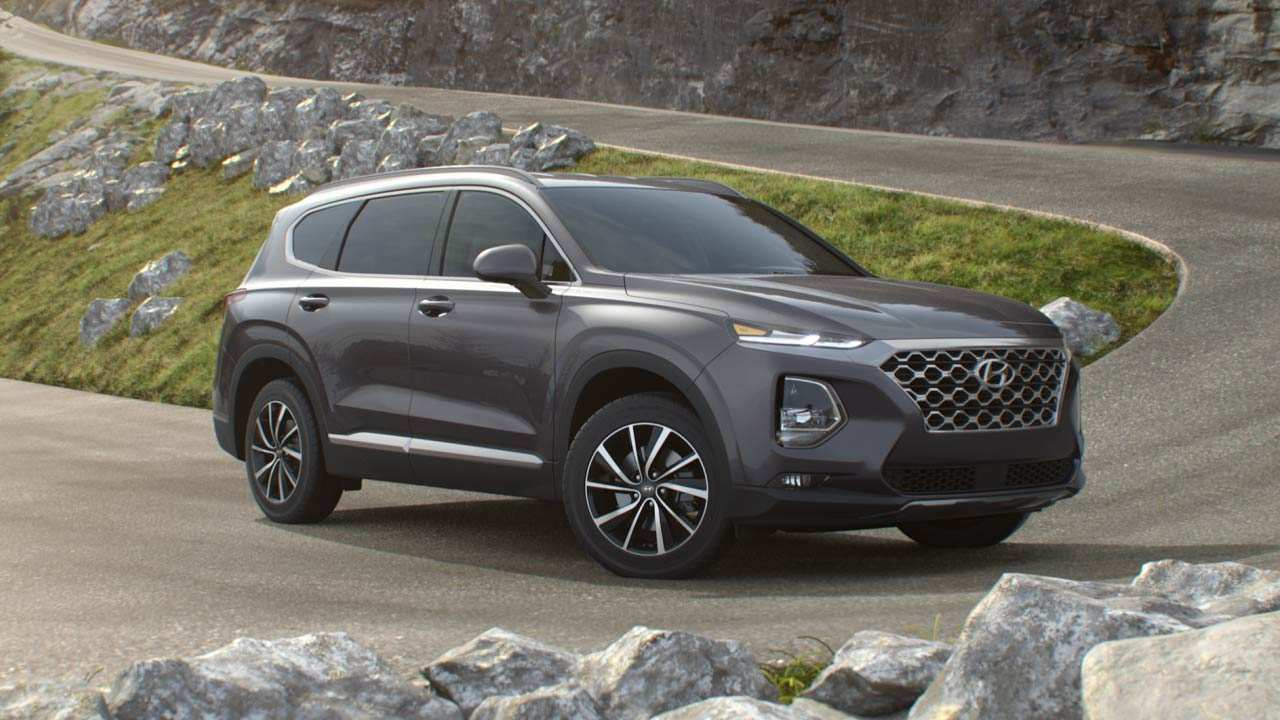 14 Great When Will The 2020 Hyundai Santa Fe Be Released Price for When Will The 2020 Hyundai Santa Fe Be Released