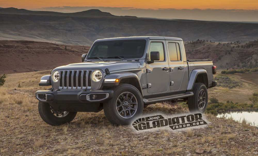 14 New Jeep Gladiator Mpg 2020 Configurations with Jeep Gladiator Mpg 2020