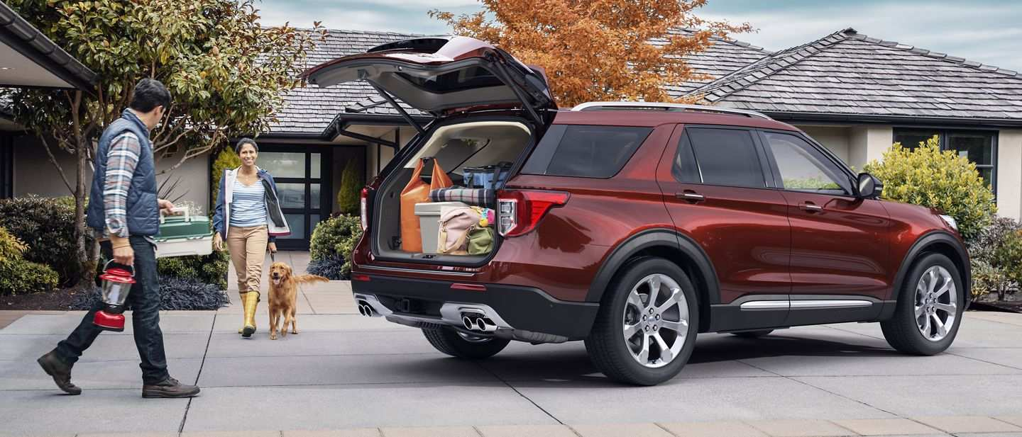 14 The 2020 Ford Explorer Build And Price Price and Review with 2020 Ford Explorer Build And Price