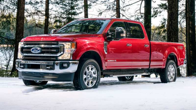 14 The 2020 Ford Super Duty 7 0 V8 Exterior by 2020 Ford Super Duty 7 0 V8