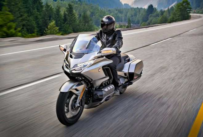 14 The Honda Goldwing 2020 Spy Shoot by Honda Goldwing 2020