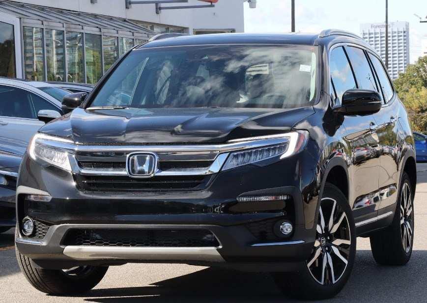 14 The Honda Pilot 2020 Model Research New with Honda Pilot 2020 Model