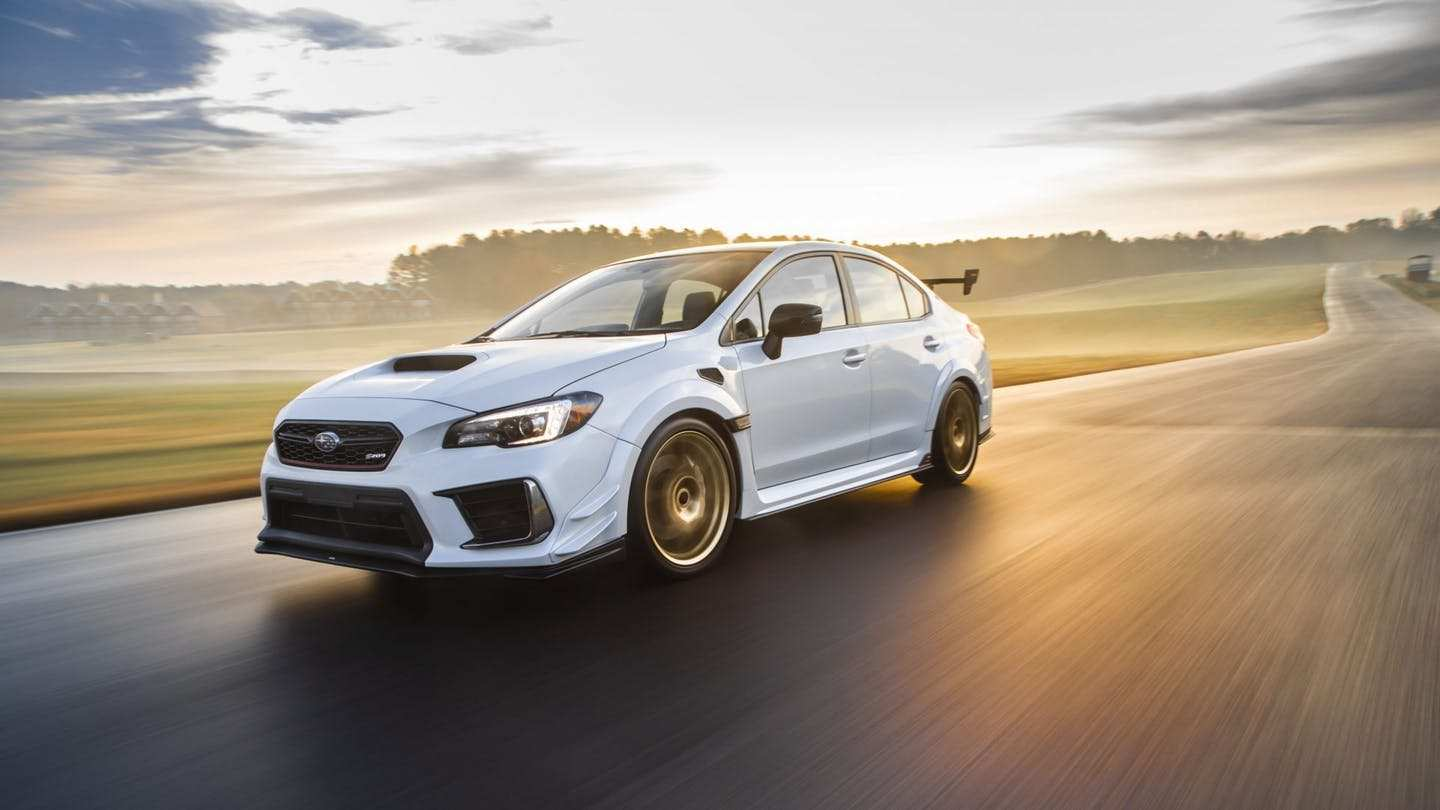 14 The Subaru Sti Wrx 2020 Specs for Subaru Sti Wrx 2020