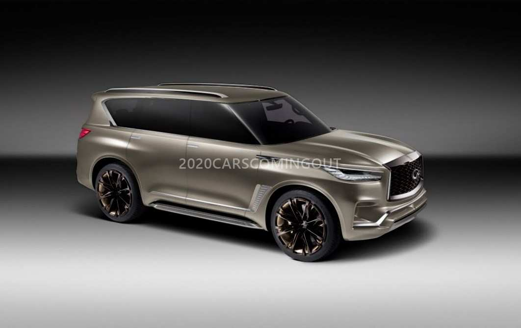 15 All New 2020 Infiniti Qx80 Price Reviews for 2020 Infiniti Qx80 Price
