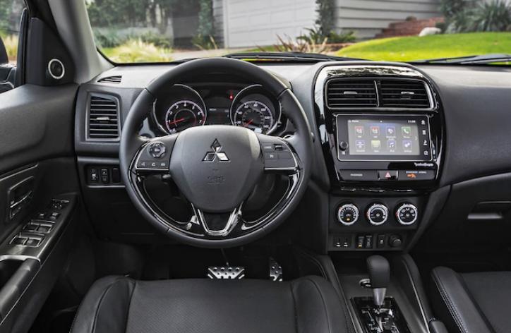 15 All New Mitsubishi Outlander 2020 Interior Photos for Mitsubishi Outlander 2020 Interior