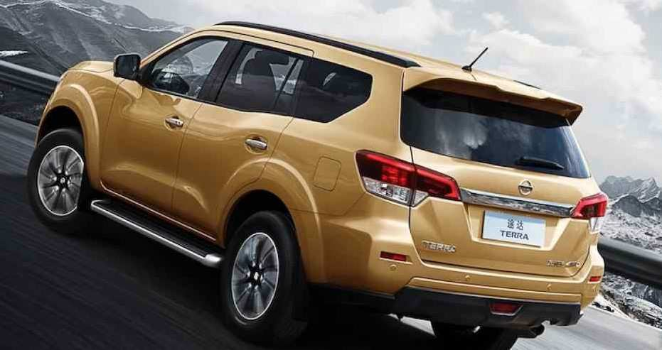 15 All New Nissan Terra 2020 Philippines Release Date by Nissan Terra 2020 Philippines