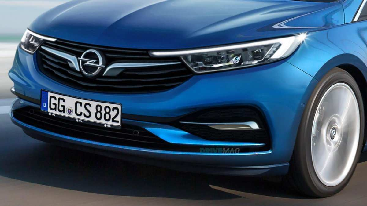 15 All New Opel Astra K 2020 Model with Opel Astra K 2020