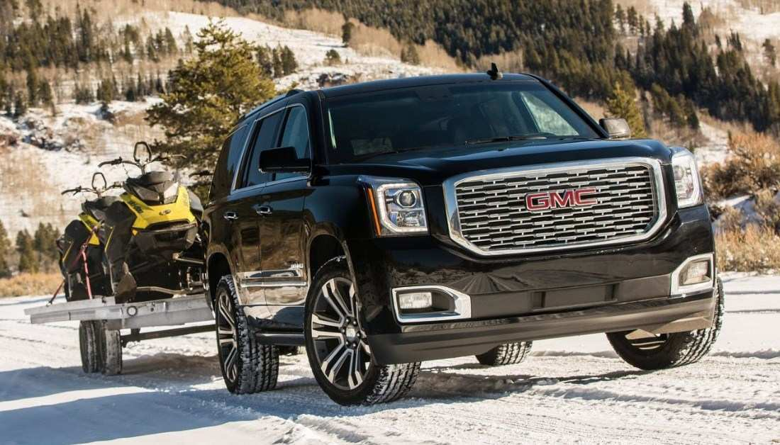 15 Best Review 2020 Gmc Yukon Denali Interior Spy Shoot by 2020 Gmc Yukon Denali Interior