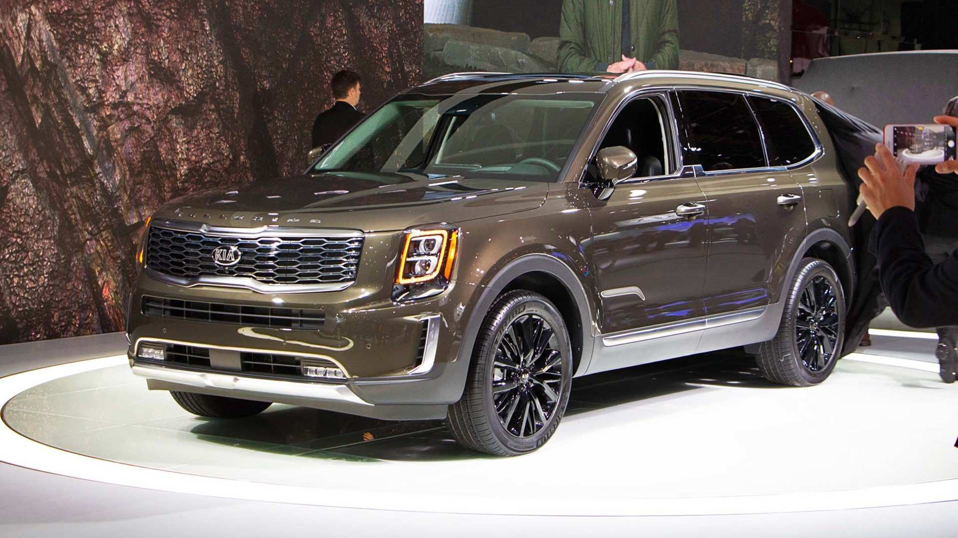 15 Concept of 2020 Kia Telluride Brochure Engine for 2020 Kia Telluride Brochure