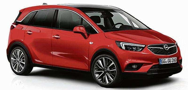 15 Concept of Opel Crossland X 2020 Speed Test with Opel Crossland X 2020