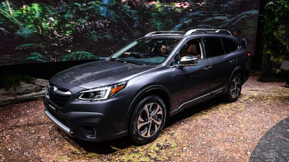 15 Concept of Subaru Outback New Model 2020 Concept with Subaru Outback New Model 2020