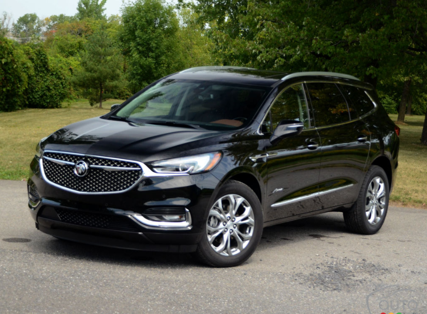15 Gallery of 2020 Buick Enclave Release Date Performance with 2020 Buick Enclave Release Date