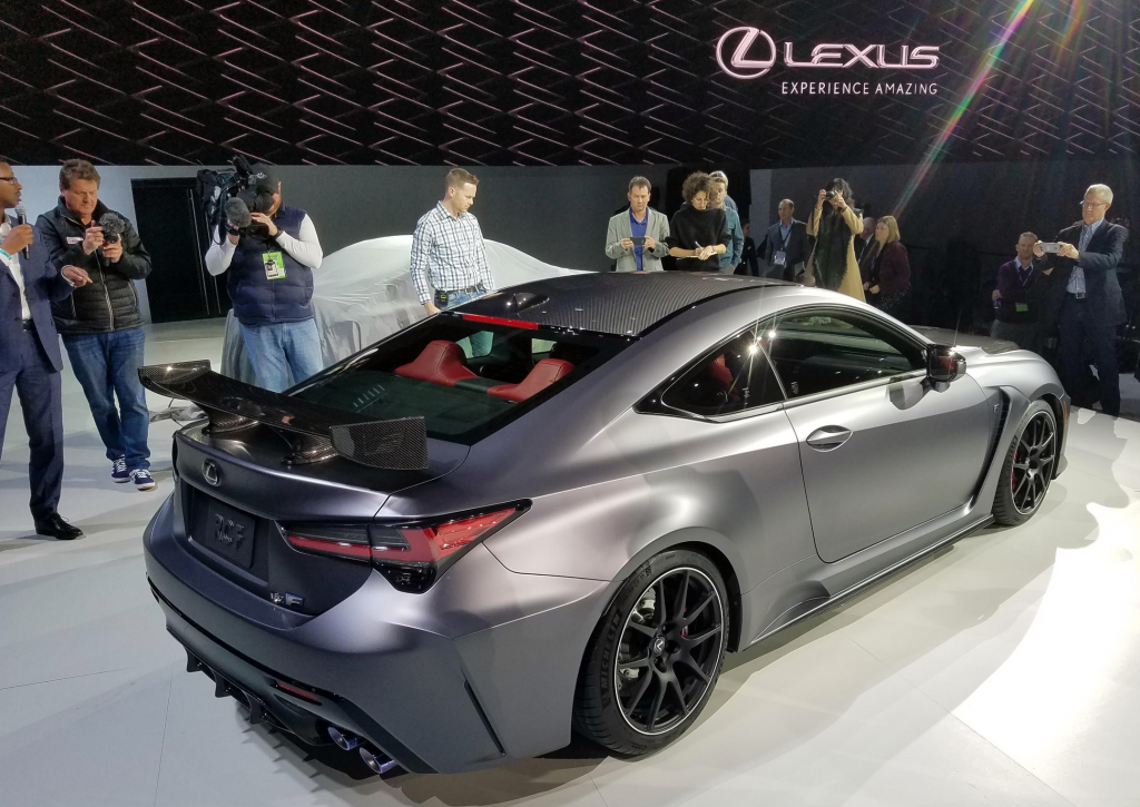 15 Gallery of 2020 Lexus Rc F Track Edition Pictures by 2020 Lexus Rc F Track Edition