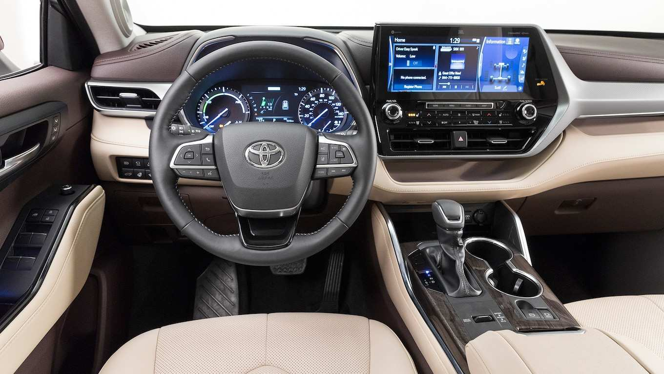 15 Gallery of Toyota Kluger New 2020 Specs for Toyota Kluger New 2020