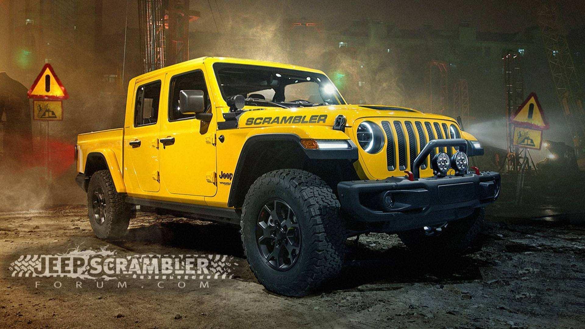 15 Great 2020 Jeep Wrangler Pickup Wallpaper by 2020 Jeep Wrangler Pickup