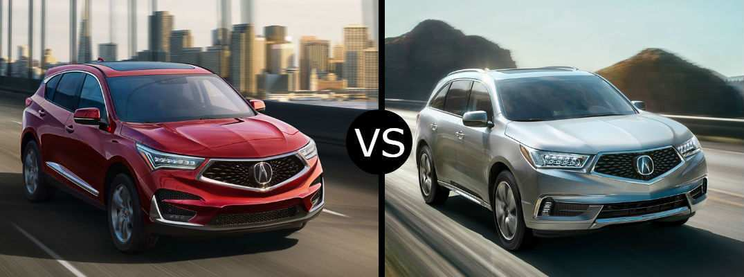 15 Great Difference Between 2019 And 2020 Acura Rdx Redesign and Concept with Difference Between 2019 And 2020 Acura Rdx