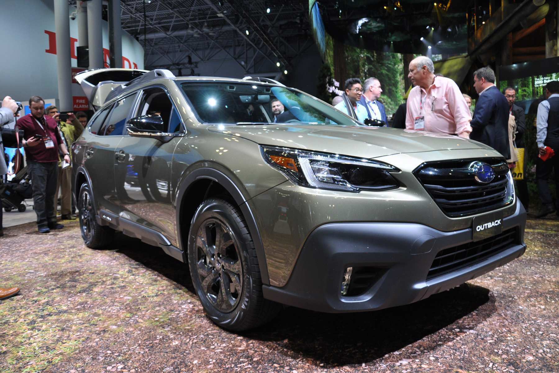 15 Great Subaru Outback New Model 2020 Release for Subaru Outback New Model 2020