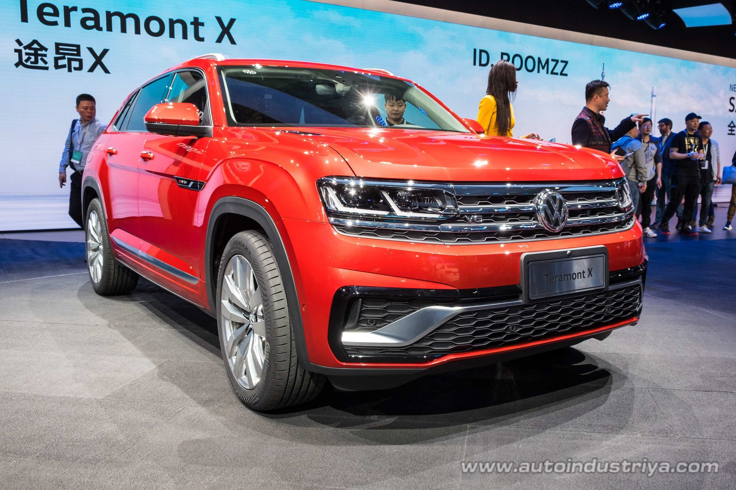 15 New 2020 Volkswagen Teramont X Research New by 2020 Volkswagen Teramont X