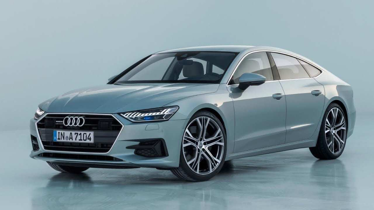 15 New Audi A7 2020 New Review by Audi A7 2020